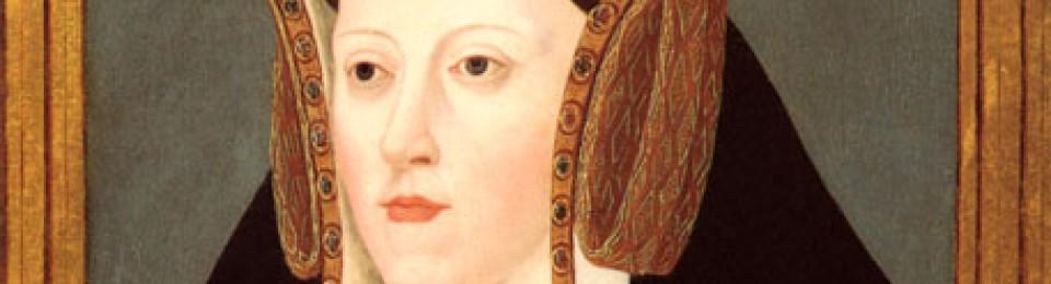 Katharine of Aragon's blog